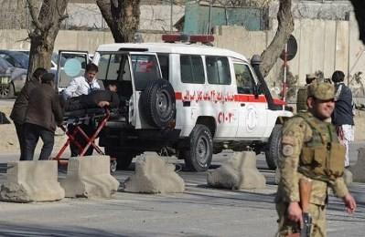自爆テロで20人死亡=アフガン - ảnh 1