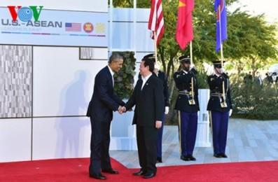 アメリカ・ASEAN首脳会議始まる - ảnh 1