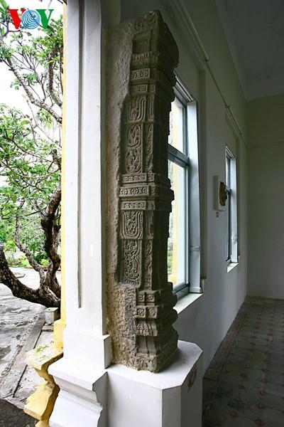 ダナン市のチャム族彫刻博物館(1) - ảnh 7