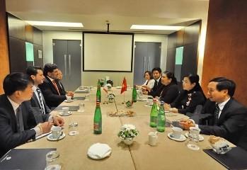 ベトナム共産党とイタリア共産主義再建党、協力を強化 - ảnh 1