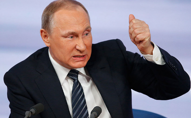 ロシアのプーチン氏、クリミア編入「歴史的」下院支持評価 - ảnh 1