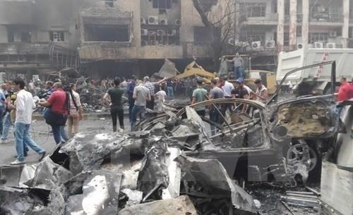 イラクで霊びょう襲撃 少なくとも30人死亡 - ảnh 1
