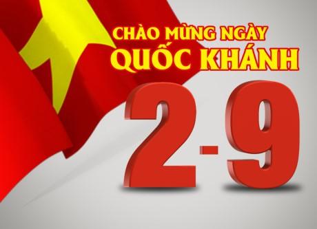 世界各国 ベトナム独立記念日に祝電 - ảnh 1