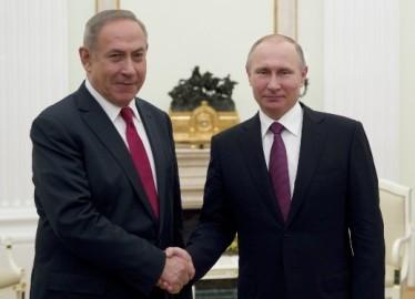 イスラエル首相、ロシア大統領と会談 - ảnh 1