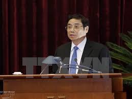 第12期党中委第6回総会に上程される案を巡るシンポ - ảnh 1