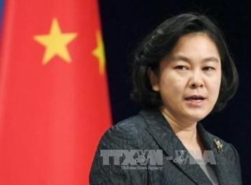 中国外務省「朝鮮半島は一触即発」、朝鮮民主主義人民共和国と米韓に自制求める - ảnh 1