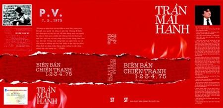 記者チャン・マイ・ハインの歴史小説「戦争の記述」 - ảnh 5
