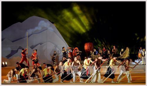 クアンナム遺産フェスティバル、ベトナムと世界の文化を披露 - ảnh 1