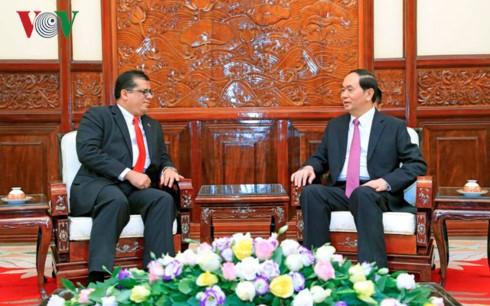 クアン主席、越駐在各国大使と個別会見 - ảnh 2