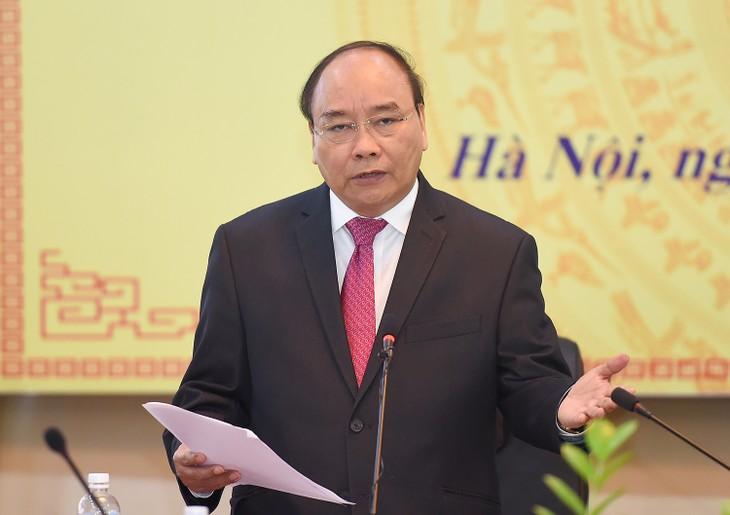 フック首相、国家行政学院の始業式に出席 - ảnh 1