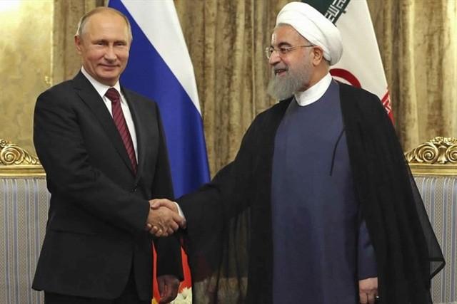 ロシア核合意堅持でイランと共闘 - ảnh 1
