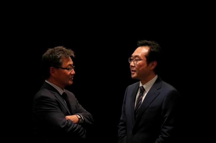 米韓、朝鮮民主主義人民共和国問題の平和的・外交的解決の必要性を再確認 - ảnh 1