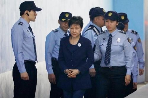 朴前大統領に懲役30年求刑 「憲政史に汚点」=韓国検察 - ảnh 1