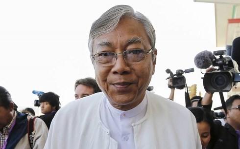 ミャンマー大統領が辞任 - ảnh 1