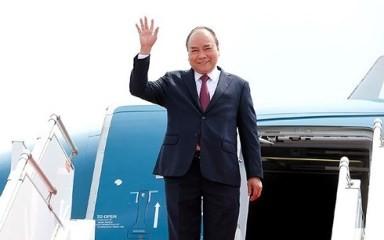 フック首相、メコン河委員会の第3回国際首脳会議に臨む  - ảnh 1