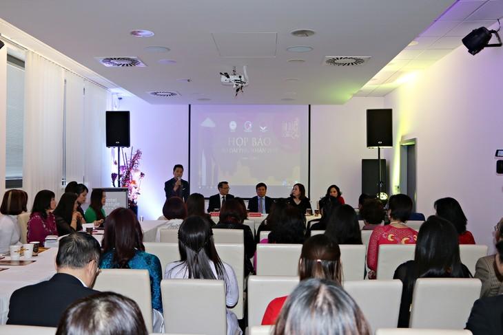 チェコ、ベトナムのアオザイコンテストを開催へ - ảnh 1