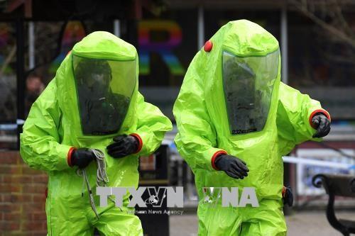 元スパイ暗殺未遂事件 英の主張どおり高純度の化学物質検出 - ảnh 1