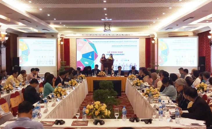 アジア太平洋地域無形文化遺産会議 - ảnh 1