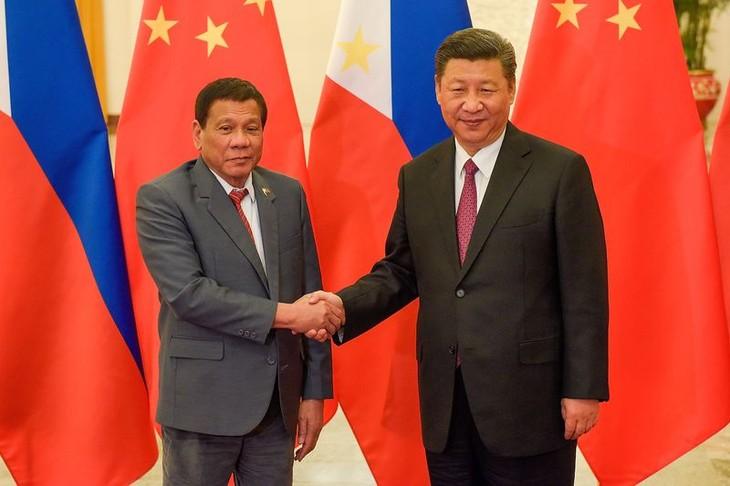 習主席、比大統領と首脳会談へ - ảnh 1