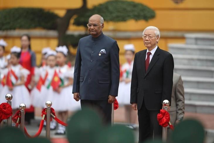 ベトナムとインドの関係を強化 - ảnh 2