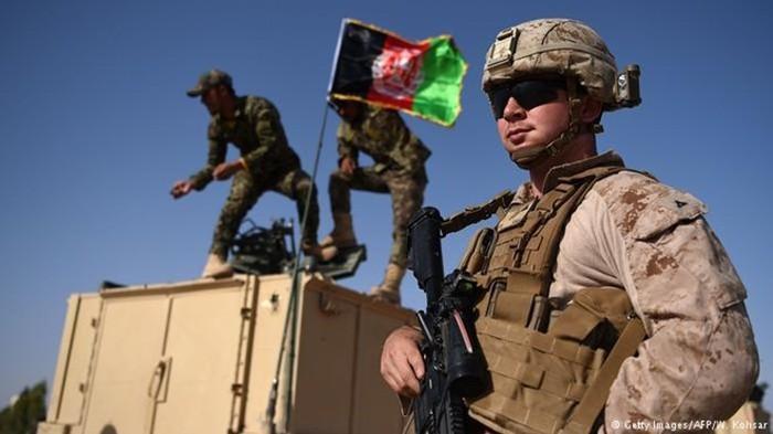 米、タリバンと「枠組み草案」を策定 NYT報道 - ảnh 1