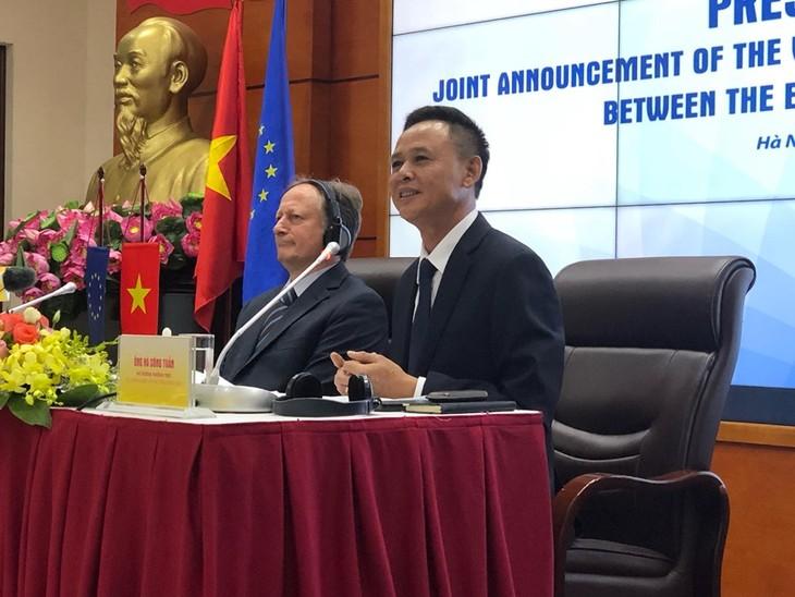 EU・ベトナム林業法・林業管理・林産貿易協定 - ảnh 1