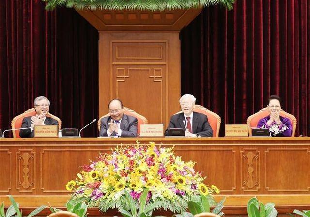 国の建設に関する党の綱領の展開 大きな前進 - ảnh 1
