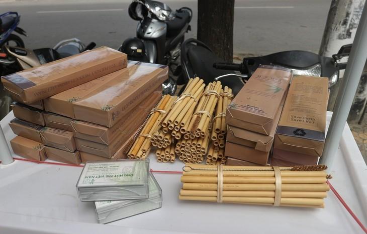 欧州向け竹製ストローの輸出 - ảnh 2
