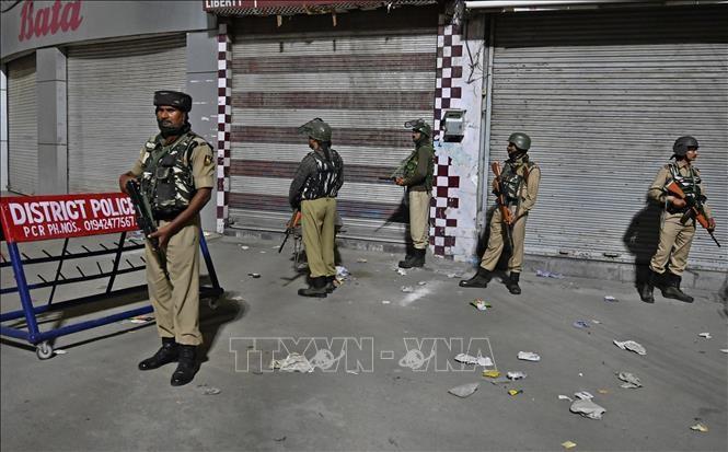 パキスタン カシミール地方めぐりインドに対抗措置 - ảnh 1
