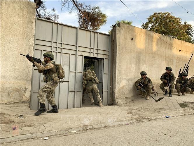 トルコ クルド人勢力への新たな軍事作戦停止 ロシア協力受け - ảnh 1