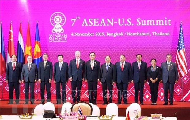 米政権はアジアにコミット、商務長官がASEAN関連会合で表明 - ảnh 1