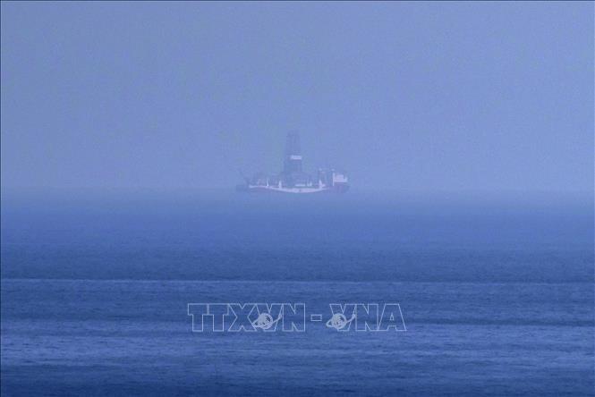 EU、トルコに制裁措置 キプロス沖違法採掘で - ảnh 1