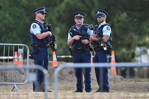 ニュージーランド 礼拝所銃撃事件から1年の追悼式典を中止 - ảnh 1