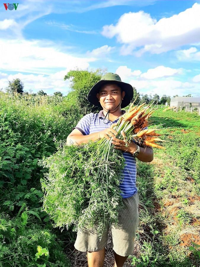 クリーン農業で成功したスタートアップが相次いで出てきた - ảnh 1
