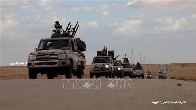 リビア軍事組織 新型コロナで停戦機運も暫定政府への攻撃再燃 - ảnh 1