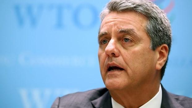 WTO事務局長が辞任表明、コロナ禍が世界経済を直撃する中 - ảnh 1