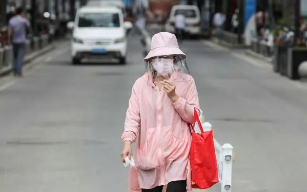 武漢市の新規無症状感染者、初めてゼロに - ảnh 1