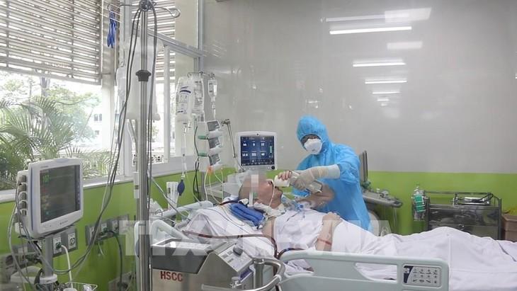 JICA、ベトナムの各病院に支援物資 - ảnh 1