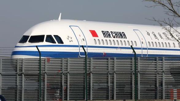 米、中国旅客便乗り入れ禁止へ 米社の運航再開に向け圧力 - ảnh 1
