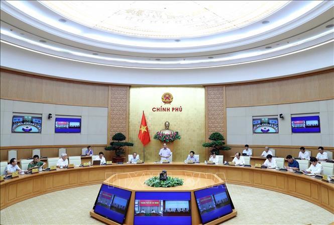 新型コロナ対策を討議する政府会議(2) - ảnh 1