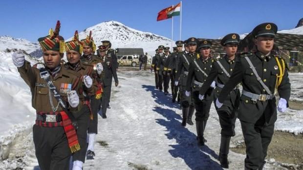 中印軍衝突、3人死亡 - ảnh 1