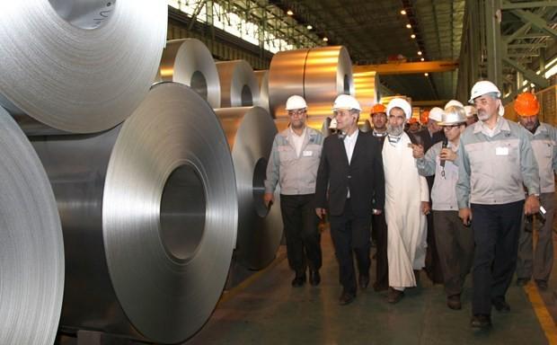 米、独企業などに制裁 イラン金属を国外で販売 - ảnh 1