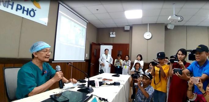 分離手術の成功とベトナム医学の成果 - ảnh 2