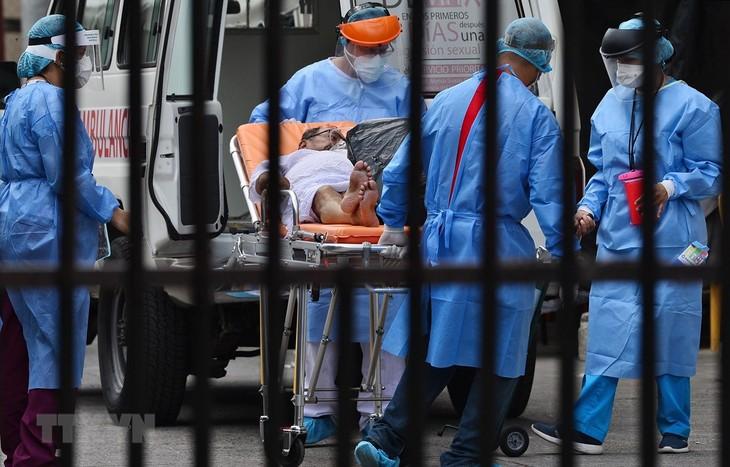 米ノババックス、来年のコロナワクチン国内需要に対応可能=幹部 - ảnh 1