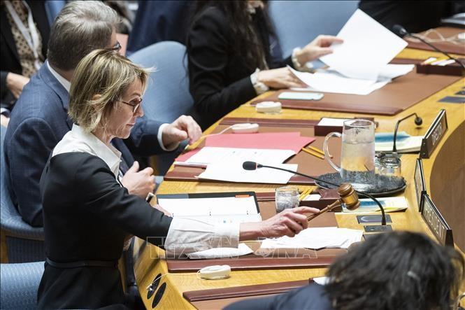 アメリカ イラン制裁復活の手続き 国連安保理で反対広がる - ảnh 1