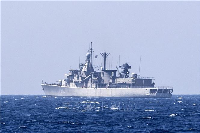 トルコとギリシャの軍事衝突に懸念 東地中海 ガス田めぐり - ảnh 1