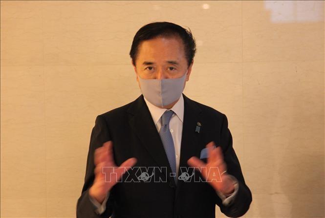 菅首相、訪越を前に、ナム駐日大使と面会 - ảnh 1
