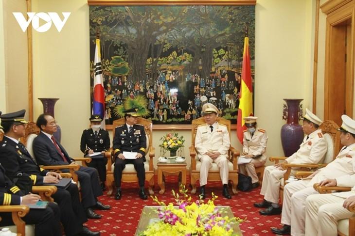 ベトナムと韓国、安全保障での協力を強化 - ảnh 1