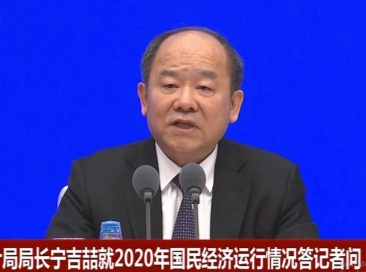 中国GDP 前年比+2.3% プラス成長主要国で唯一か - ảnh 1