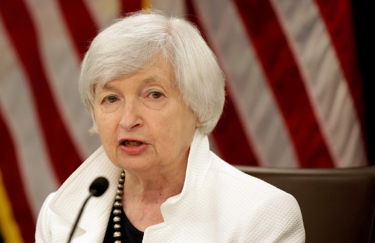 米財務長官、低所得国支援へG20議長国イタリアと連携表明 - ảnh 1